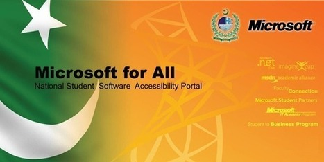 Microsoft and HEC Partner to Benefit 156 Universities in Pakistan | NGOs in Human Rights, Peace and Development | Scoop.it