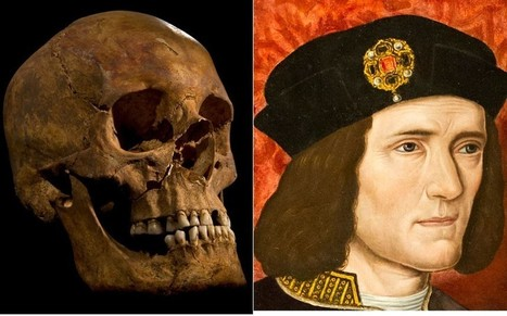 The remains of Richard III: How the 500 year-old mystery was solved - Telegraph | La science en effervescence | Scoop.it