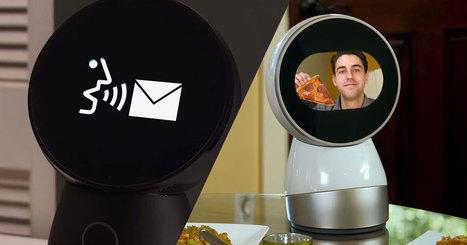 Adoptez l'adorable Jibo, un petit robot sociable qui vous facilite la vie au quotidien | Hightech, domotique, robotique et objets connectés sur le Net | Scoop.it