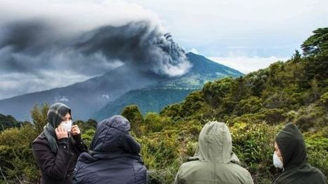 Volcanic ash covers Costa Rica towns | Geography Education | Scoop.it