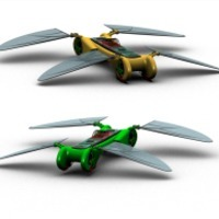 Spy drone small enough to fit in your hand - Robot Dragonfly | #DroneWatch | Scoop.it