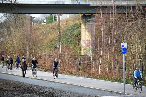 So Long, Autobahn: Germany Is Building a Superhighway for Bikes | great buzzness | Scoop.it