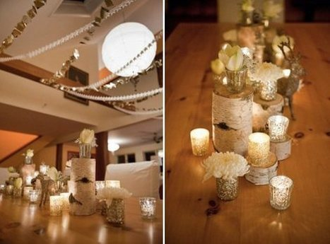Wedding Blog / Fall Wedding Trend: Gold Sparkle by COLOURlovers :: COLOURlovers | Go Wedding | Scoop.it