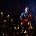 """Watch Bon Iver Cover the Band's """"Ophelia"""" 