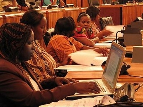 RWANDA | African Women Legislators Tipped On Empowerment | Gender & Protection in East Africa | Scoop.it