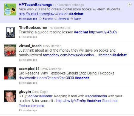 Why Twitter Is a Teacher's Best Tool - Education - GOOD | Edtech PK-12 | Scoop.it