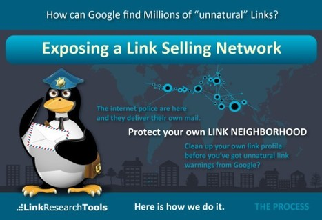 How Google Finds Unnatural Links to Your Website | SEO Talk | Scoop.it