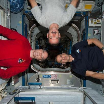How's Living in Space? Ask Astronauts in Google Hangout | All things Google+ | Scoop.it