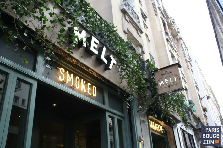 Restaurant Melt, street food et barbecue dans le 11ème | Mon Paris à moi ! | Scoop.it