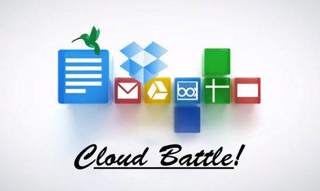 Skydrive vernieuwd, Drive voor Google gelanceerd: Dropbox in de problemen ?!   Mediawijsheid in het VO   Scoop.it