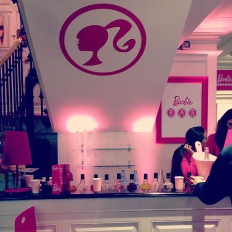 Nouveau lieu éphémère, la Barbie factory | Les réceptions tendances, les meilleures adresses de l'évènementiel | digistrat | Scoop.it