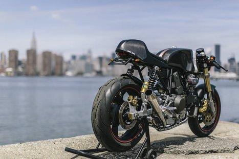 Carbon Ducati Leggero by Walt Siegl | Desmopro News | Scoop.it
