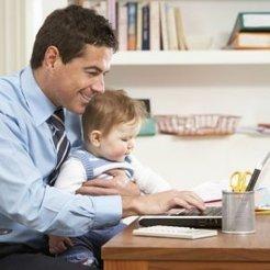 Devenir papa boosterait la carrière des hommes! | Autour de la puériculture, des parents et leurs bébés | Scoop.it