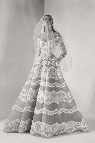 Elie Saab lance sa deuxième collection de robes de mariée   Reg'Art Metis   Scoop.it