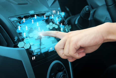 How Connected Cars Have Established A New Ecosystem Powered By IoT | Chasing the Future | Scoop.it