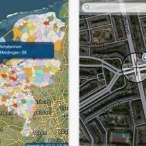 Mobiele app voor het melden van onveilige situaties op de weg | ICT-PolitieNL | Scoop.it