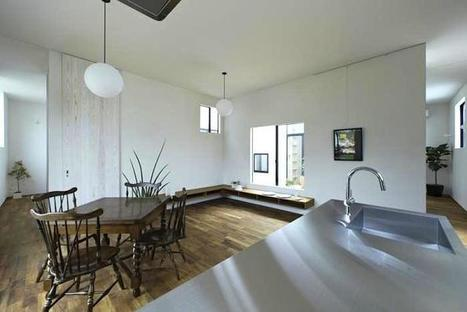 A Modest Home in Maebashi | Interior & Decor | Scoop.it