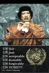 AGREE »» UN General Assembly Resolution on Syria demonstrates why the UN Should be Abolished | Saif al Islam | Scoop.it