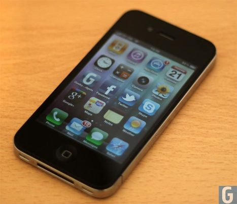 iPhone 4S, Apple's Fifth Generation iPhone Gets Official | All Geeks | Scoop.it