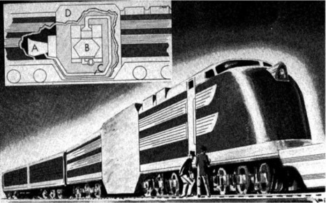 Heavy Metal – Nuclear Locomotives vs Diesel Locomotives - The Green Optimistic | Slash's Science & Technology Scoop | Scoop.it