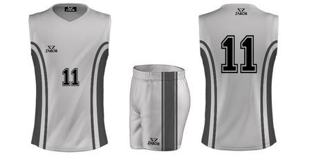 Basketball Kit Designer Customise Kit Zaror