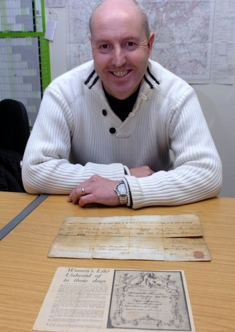 Ivan wants to swap family information - Memory Lane - Hartlepool Mail | Geeks and Genealogy | Scoop.it