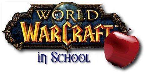 Apprendre grâce à World of Warcraft : la pédagogie du jeu | Serious Games & Homo Ludens | Scoop.it