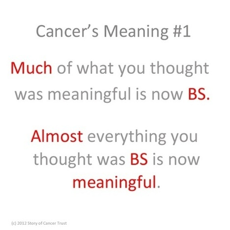 Story of Cancer - Cancer Meaning #1 | Personal Branding Using Scoopit | Scoop.it