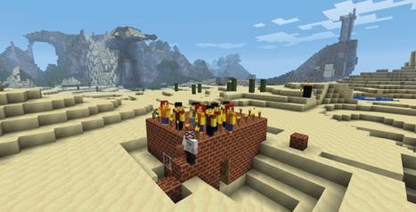 MinecraftEdu - Information | UV 2.0 | Scoop.it