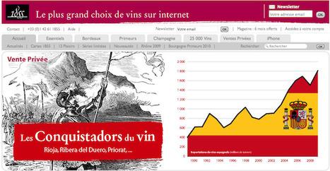[Vin online] 7,5 millions d'euros de financement pour 1855 - Frenchweb.fr | Wine & Web | Scoop.it