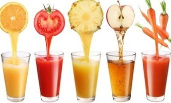 Les jus de fruits: aussi nocifs que les sodas? | Santé, nutrition et bonne bouffe! | Scoop.it