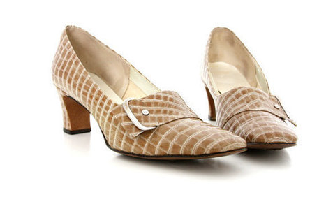 1950s Vintage Shoes   Styles Of Shoes I Want   Scoop.it