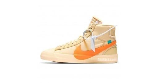 Nike Blazer Mid Off White