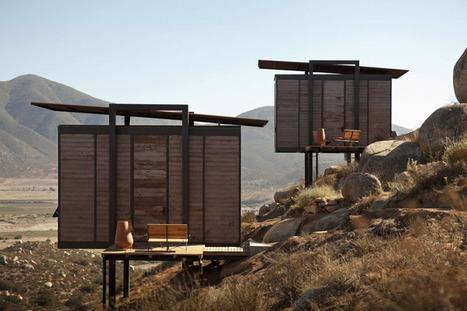 gracia studio: endemico resguardo silvestre | sustainable architecture | Scoop.it