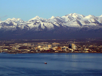Anchorage, Alaska, is so hot right now | Sustain Our Earth | Scoop.it