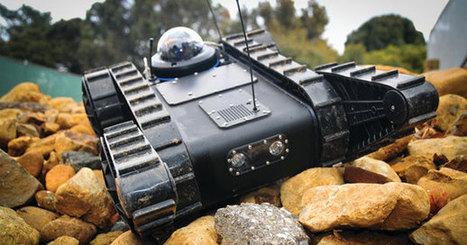 Le premier cas de vandalisme sur un robot | Actualités robots et humanoïdes | Scoop.it