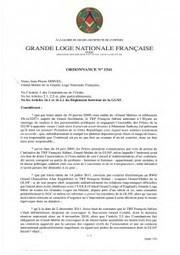 Servel suspend Stifani de la GLNF : le document - L'Express | Lumière sur la GLNF | Scoop.it