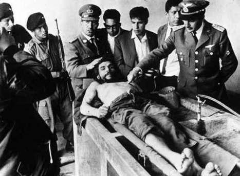 #282 ❘ La mort de CHE GUEVARA ❘ Par Freddy Alborta | # HISTOIRE DES ARTS - UN JOUR, UNE OEUVRE - 2013 | Scoop.it