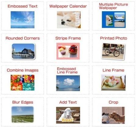 Outils en ligne de manipulation d'images : Quick Picture Tools | Nouvelles des TICE | Scoop.it