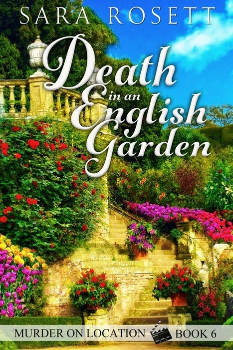 New Release: Death in an English Garden | Sara Rosett | All Things Bookish: All about books, all the time | Scoop.it
