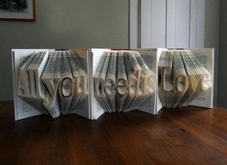 Book Words | TrendsArt | Scoop.it