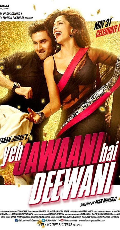 Yeh Jawaani Hai Deewani Hindi Dubbed Torrent Download