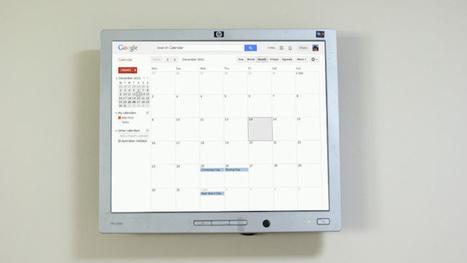 Mount a Raspberry Pi-Powered Google Calendar On Your Wall - Lifehacker | Raspberry Pi | Scoop.it