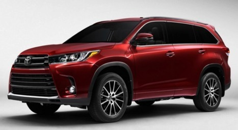 2020 Toyota Highlander Redesign Toyota Cars R