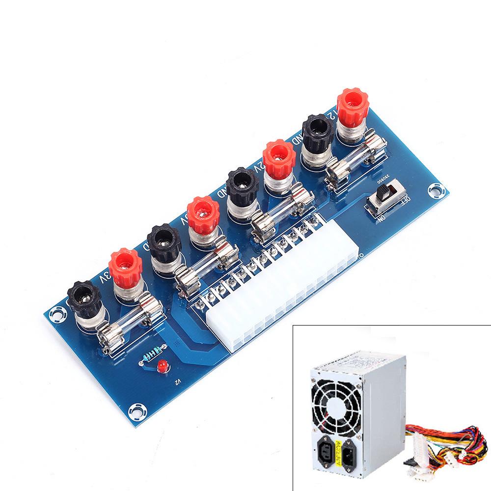 24pin Xh M229 Desktop Pc Power Atx Transfer Boa How To Use Wtv020sd Music Module With Arduino Build Circuit