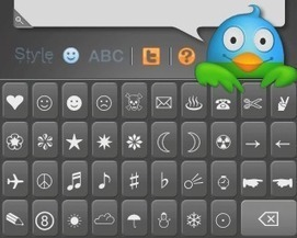 ▂ ▃ ▅ ▆ █ HOW TO Add Cool Symbols Like These To Your Tweets ♬♡►♪☺♫ - - The Buffer Blog | Social News | Scoop.it