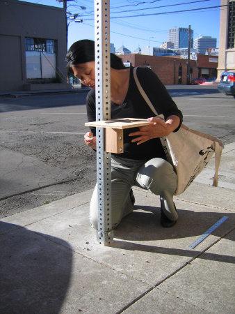 DIY Urban Design, from Guerrilla Gardening to Yarn Bombing - Cities - GOOD   Local Economy in Action   Scoop.it