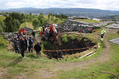 Une saga viking confirmée par une découverte archéologique à Trondheim | Histoire et archéologie des Celtes, Germains et peuples du Nord | Scoop.it