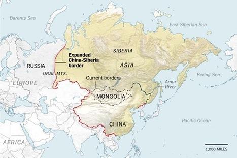 Why China Will Reclaim Siberia - NYTimes.com | Mrs. Watson's Class | Scoop.it