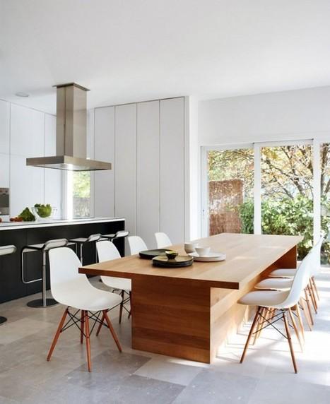 Minimalist House Design from Ábaton | 2012 Interior Design, Living Room Ideas, Home Design | Scoop.it